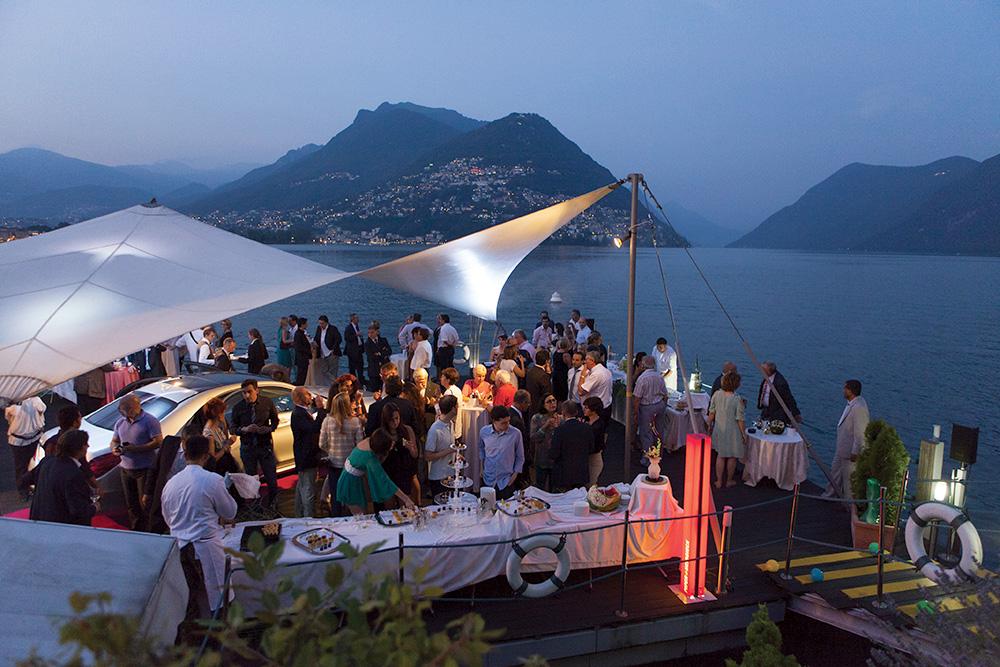 Lights Creations Al Grand Hotel Eden Di Lugano Una