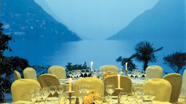 Grand Hotel Eden A Corner Of Paradise In Lugano