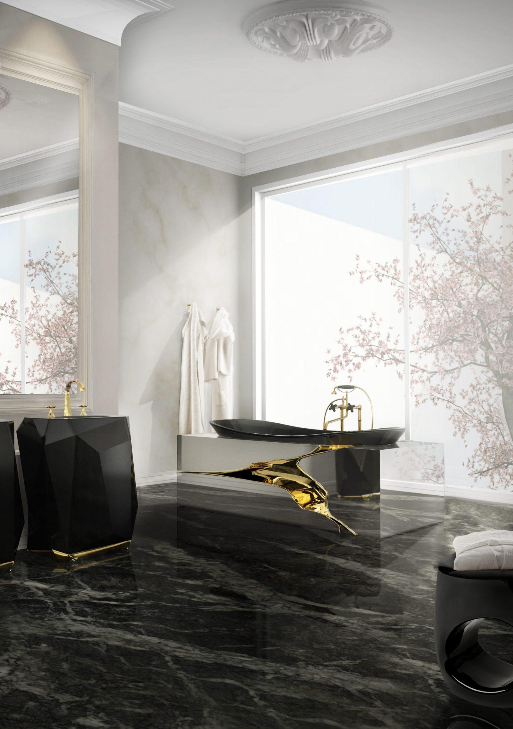 Salle De Bain Low Cost maison valentina, ideas for a contemporary salle de bain