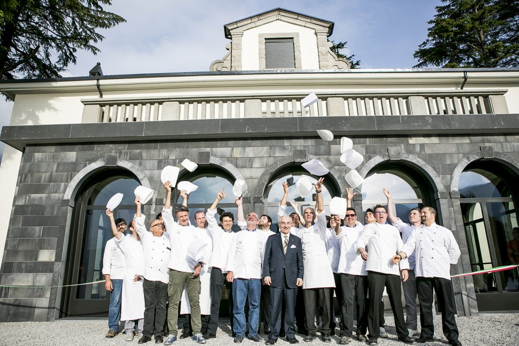 The most famous Eurotoques chefs exclusively for Excellence Enrico Derflingher_3