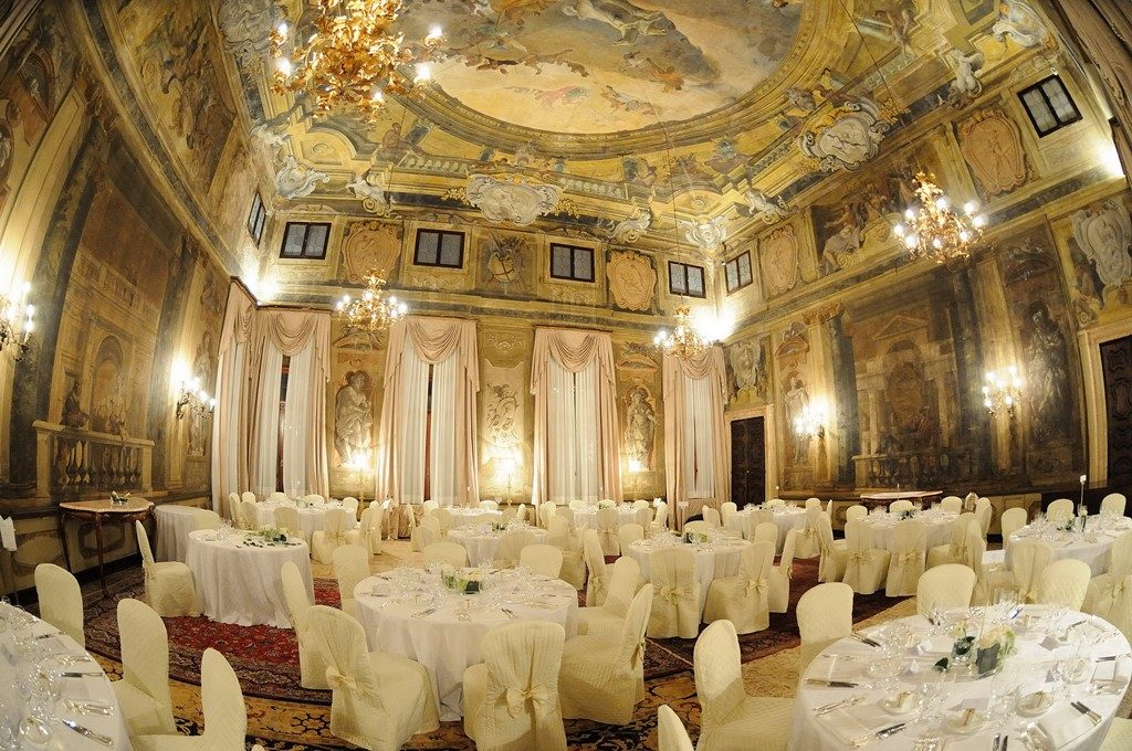 wedding ca sagredo hotel venice