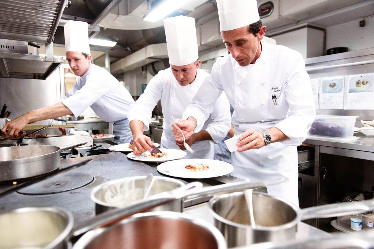 I grandi Chef di Euro Toques: Michele Zambanini - Excellence Magazine