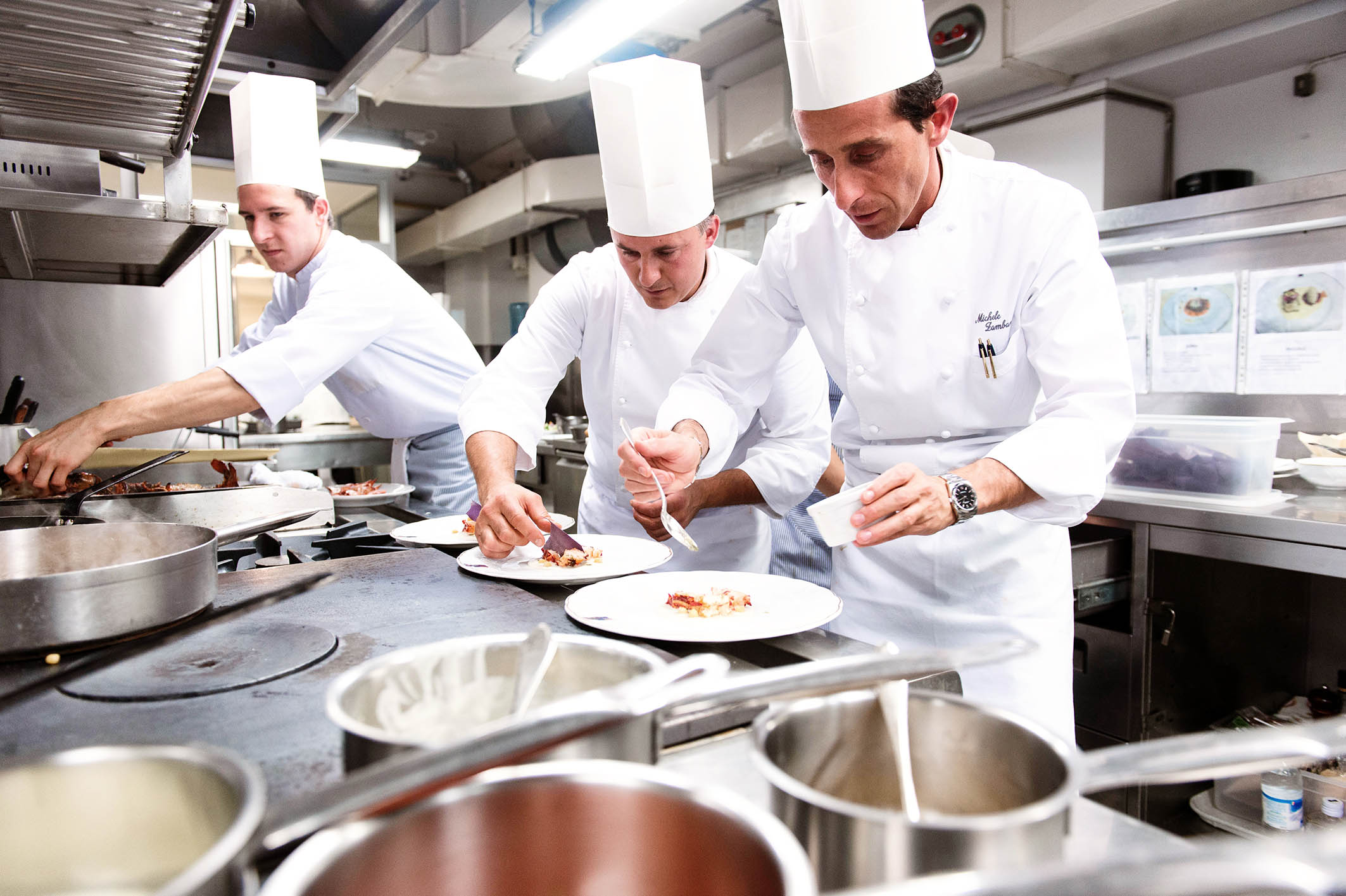 The great Euro Toques chefs: Michele Zambanini - Excellence Magazine