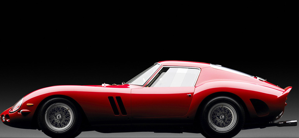ferrari 250 gto the 38 million supercar excellence magazine. Black Bedroom Furniture Sets. Home Design Ideas