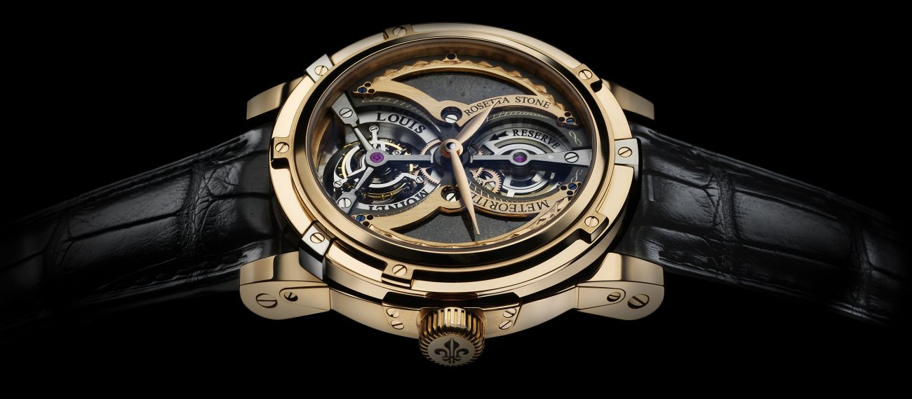 Image result for Louis Moinet Meteoris