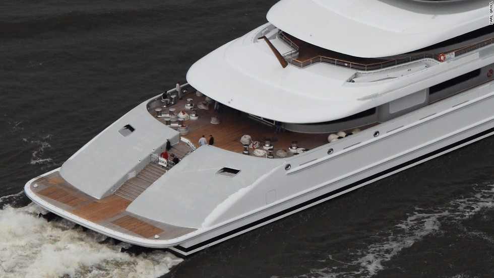 Azzam The Largest Yacht In The World Excellence Magazine