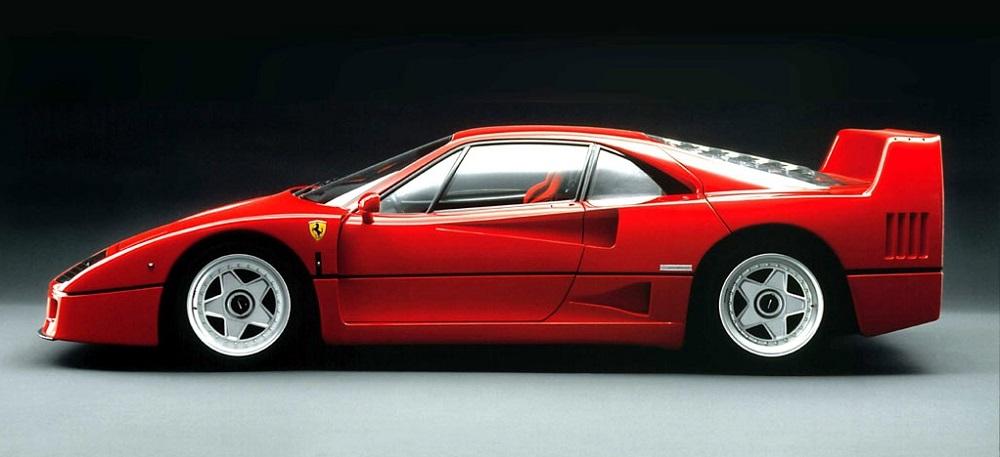 Ferrari F40: The Myth of the 80's - Excellence Magazine