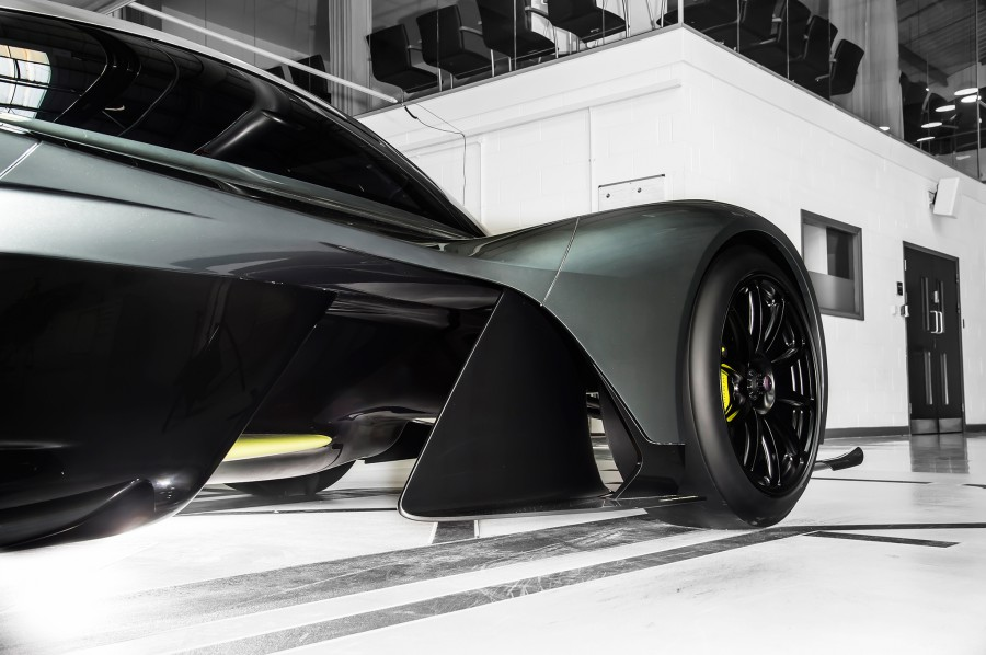 Aston Martin And Red Bull Racing Code Name Am Rb 001 Excellence