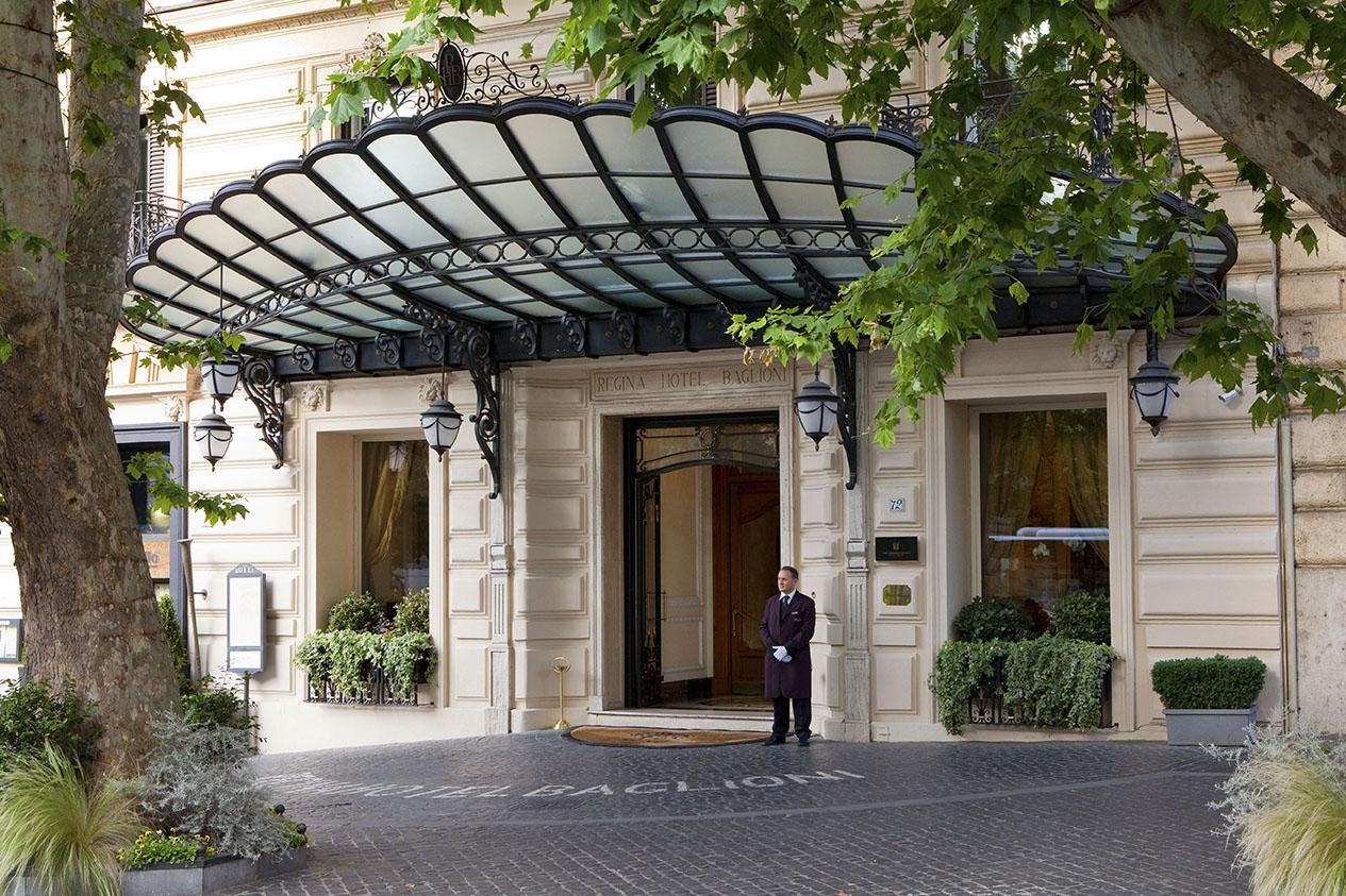 Excellence Magazine per Baglioni Hotels
