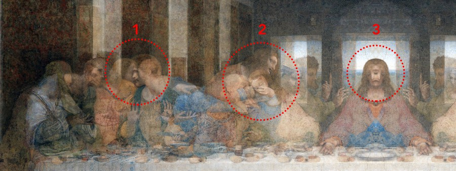 The Supreme Elegance of Da Vinci - Excellence Magazine Da Vinci Paintings Mirrored