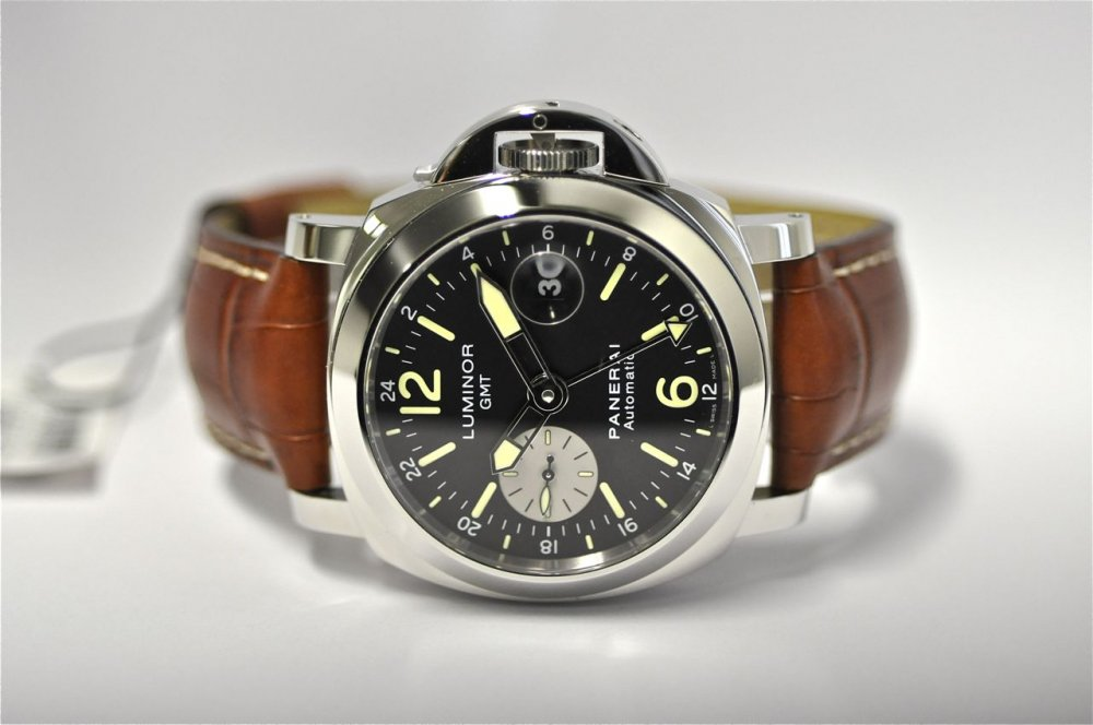 watches luminor titanium ref marina image show panerai watch archived