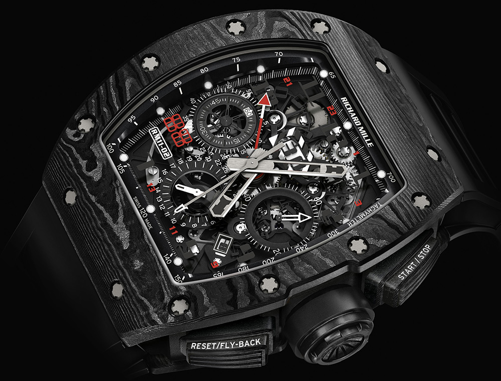 Richard-Mille-RM-11-02-Automatic-Flyblack-Chronograph-Dual-Time-Zone-Jet-Black-Limited-Edition-7