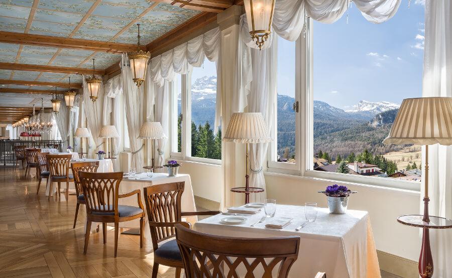 Cristallo Resort Spa