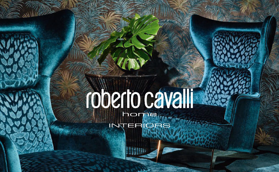 "Roberto Cavalli Home at ""I Saloni Worldwide Moscow"" 2017 ..."