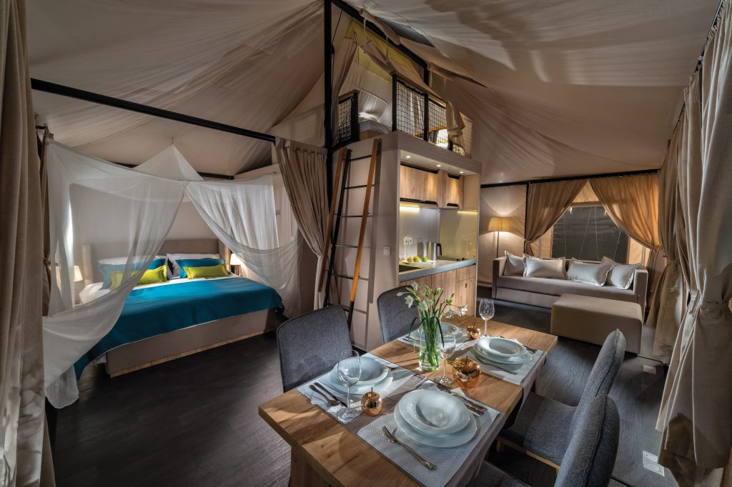 Glamping Tents & Mobile Homes - Excellence Magazine