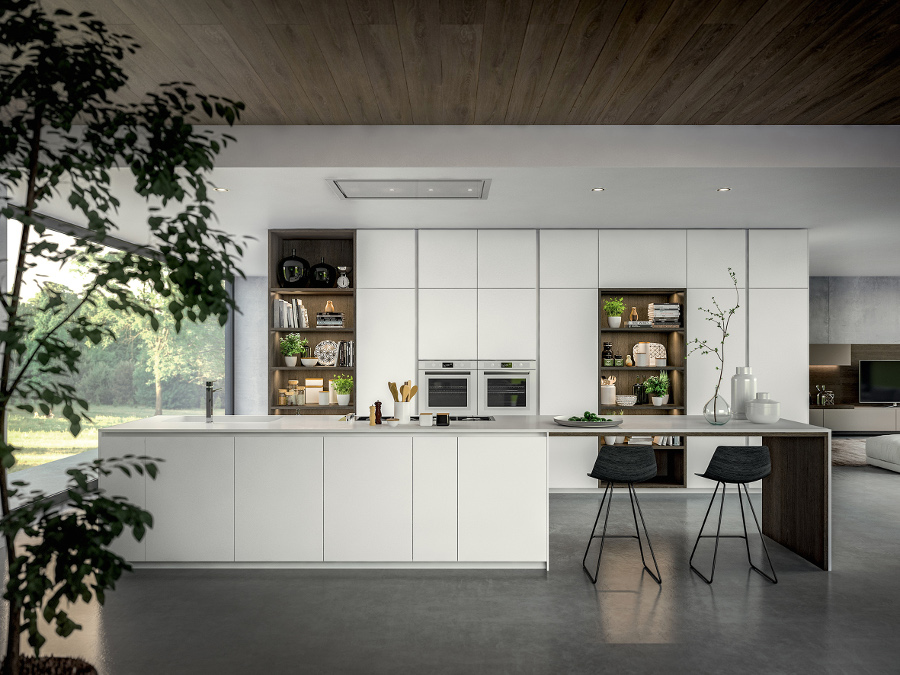 Awesome Cucine Hi Tech Contemporary - acrylicgiftware.us ...