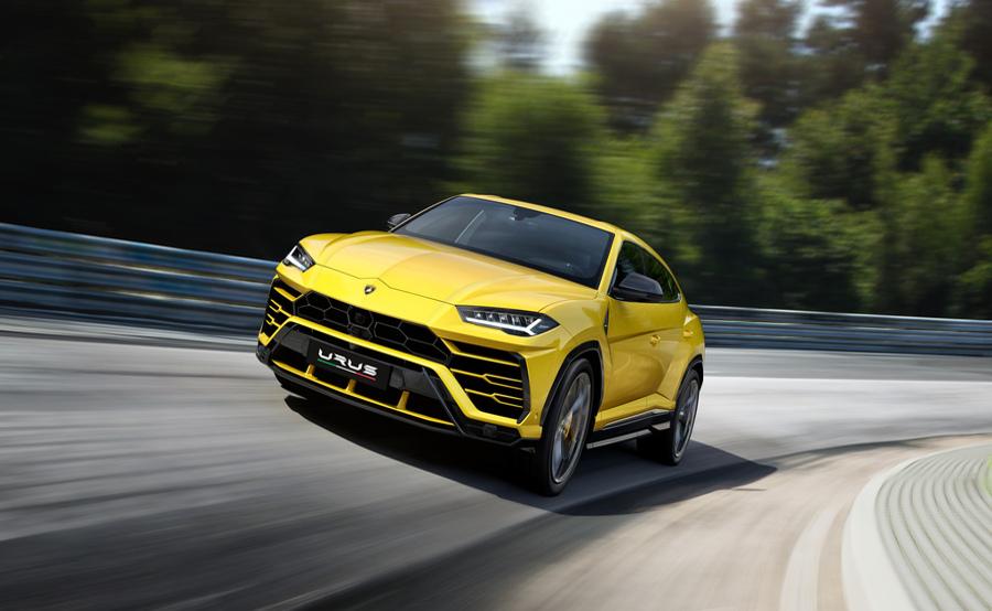 Superior Lamborghini Urus
