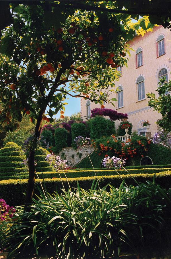 excellence magazine giardini nobili