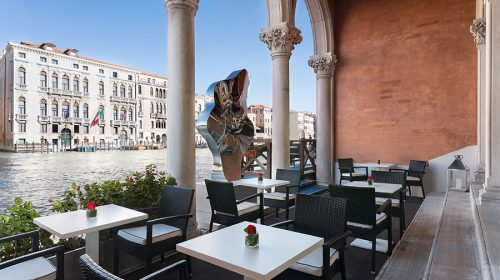 excellence magazine Antinoo's Lounge & Restaurant