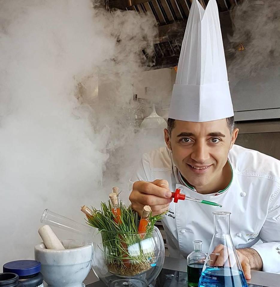 Celebrity Chef Nights Fabio Ciervo Excellence Magazine