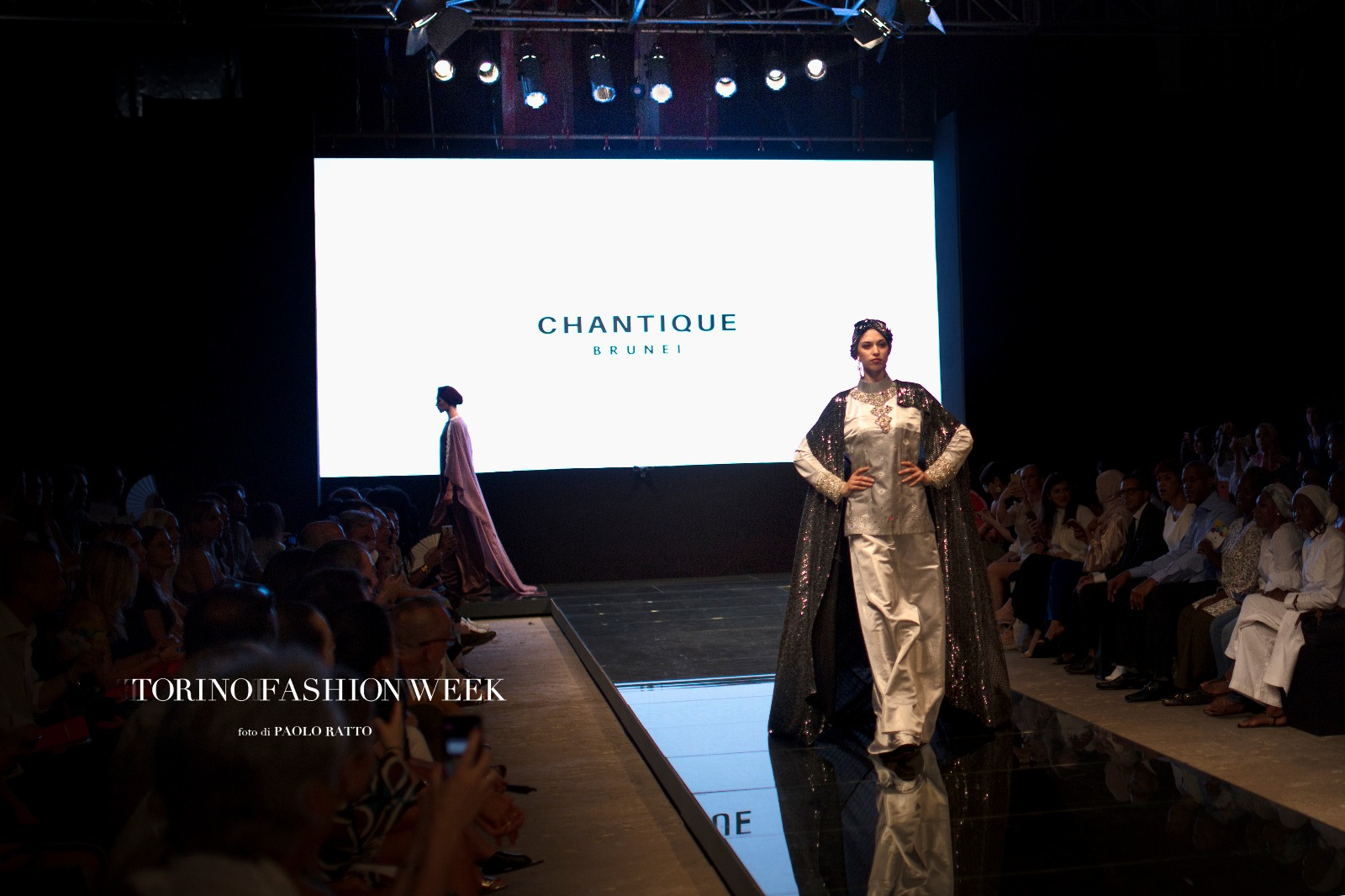 excellence magazine Torino Fashion Week