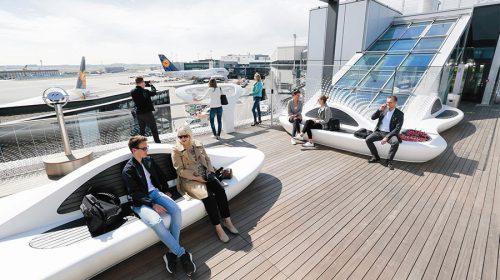 excellence magazine HI-MACS® Open Air Deck