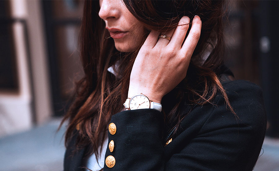 f4082ee3884c Daniel Wellington launches the new Classic Petite Bondi Black Collection