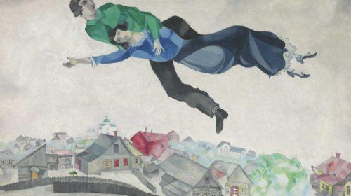 excellence magazine chagall mostra palazzo della ragione mantova