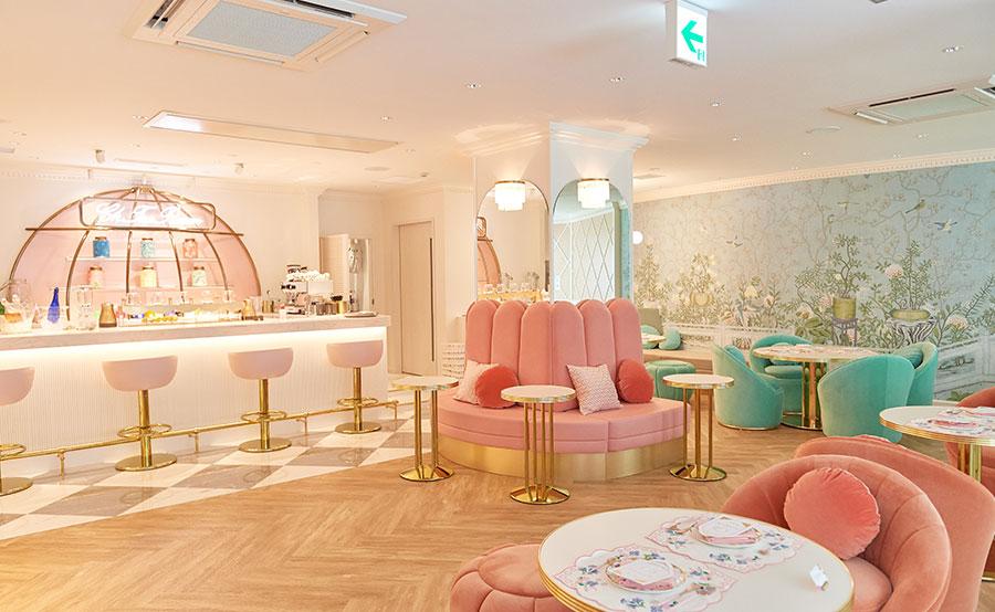 excellence magazine Ch Tea Room Kobe