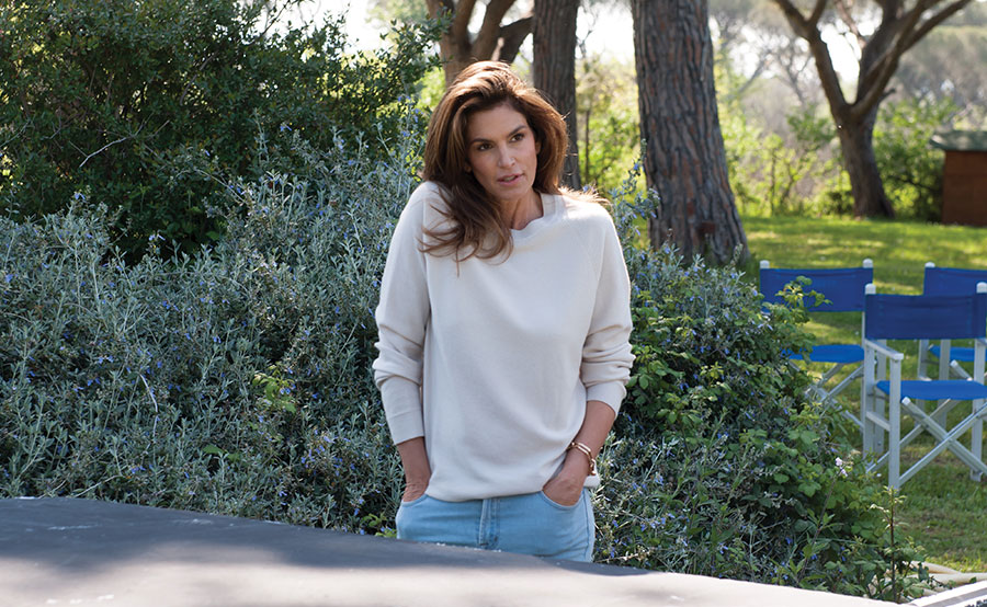 excellence magazine cindy crawford