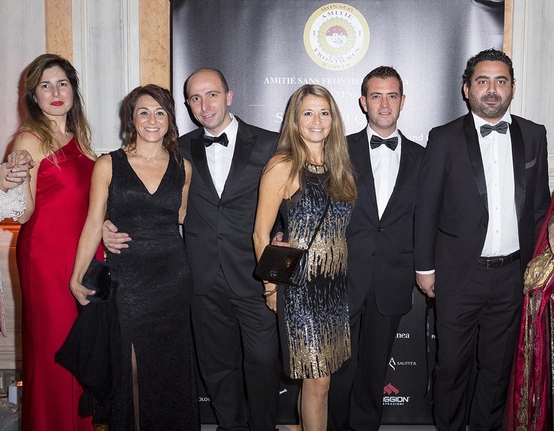 Alcuni Soci ASF Club di Venezia con loro invitati
