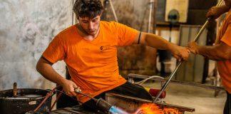 Roberto Beltrami - Wave Murano Glass 3