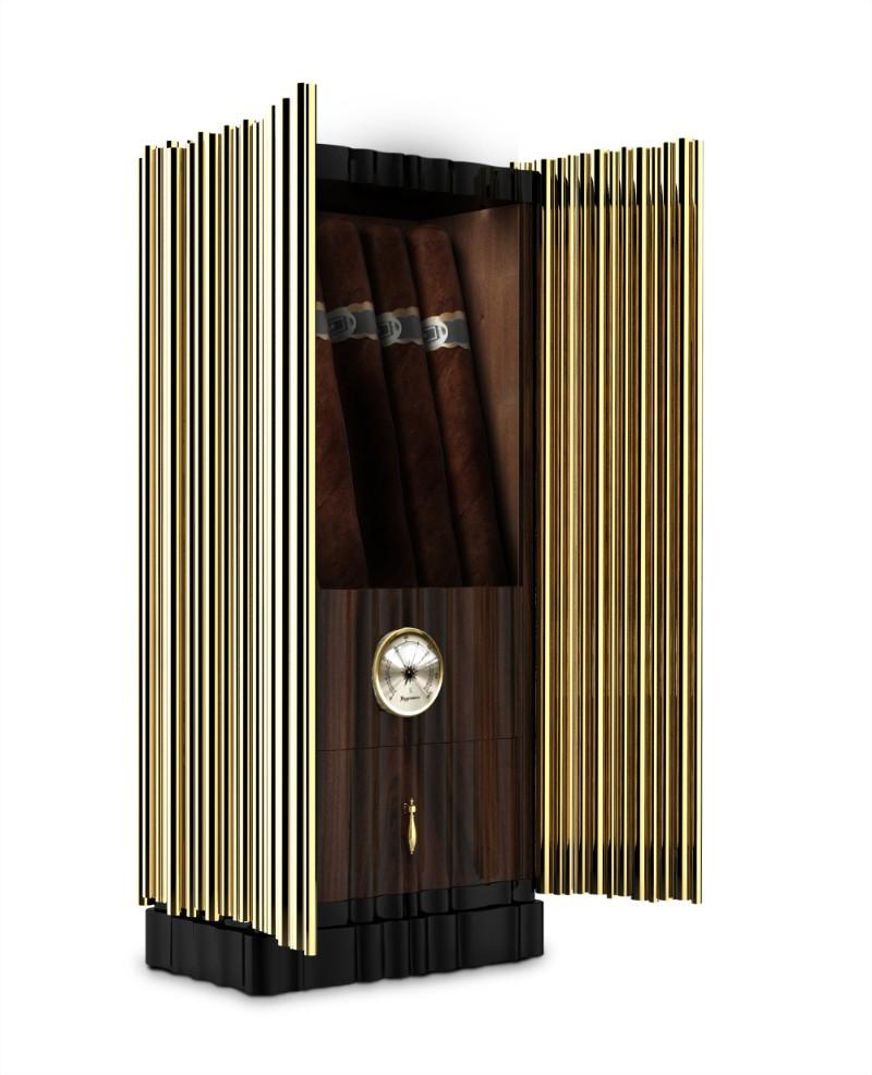 Symphony Cigar Humidor by Boca do Lobo