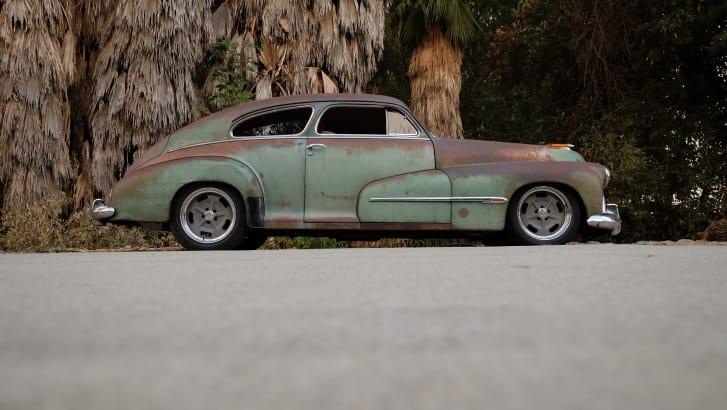 Derelict icon oldsmobile