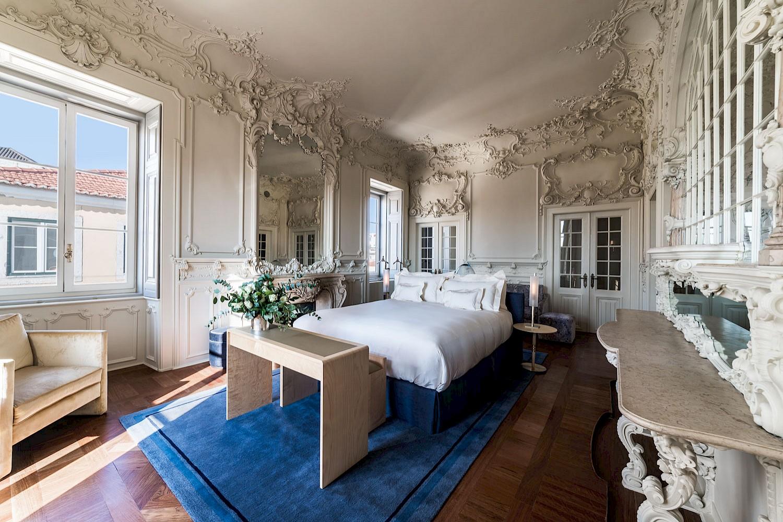 Verride Palácio de Santa Catarina Suite