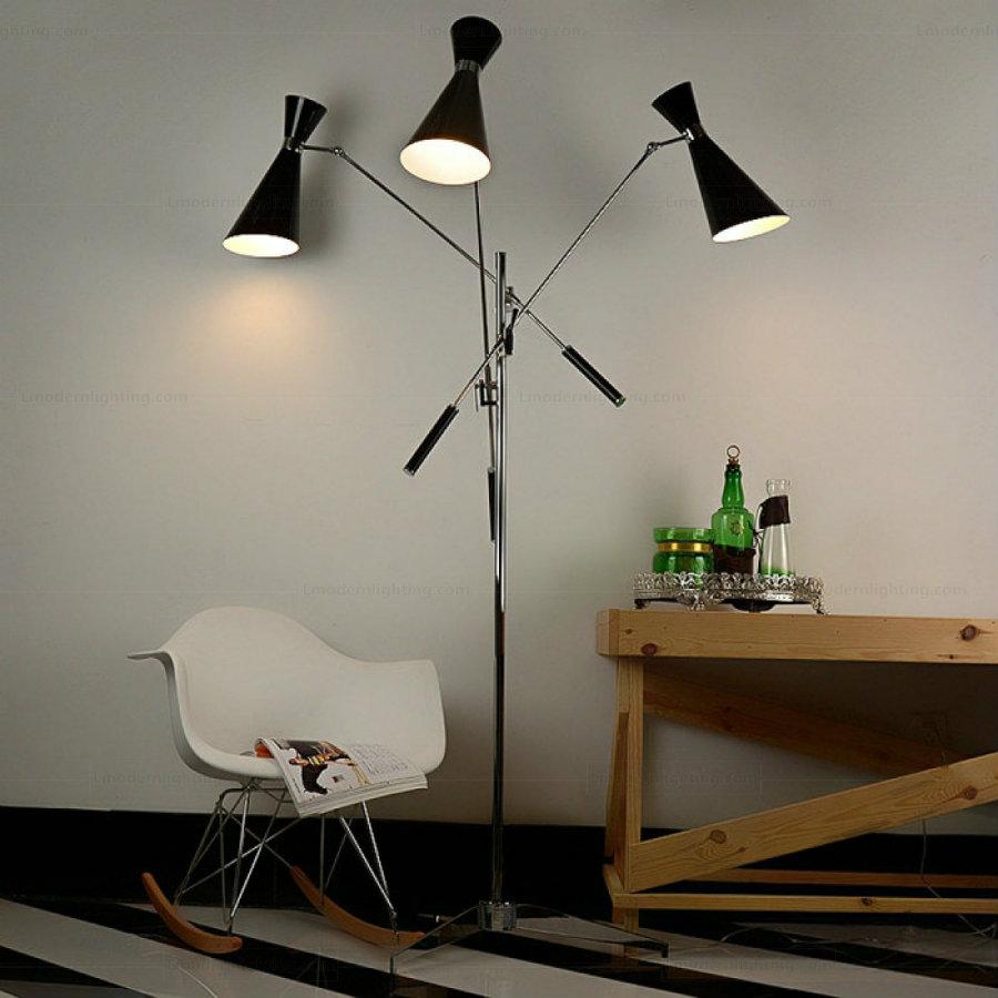 floor modern light
