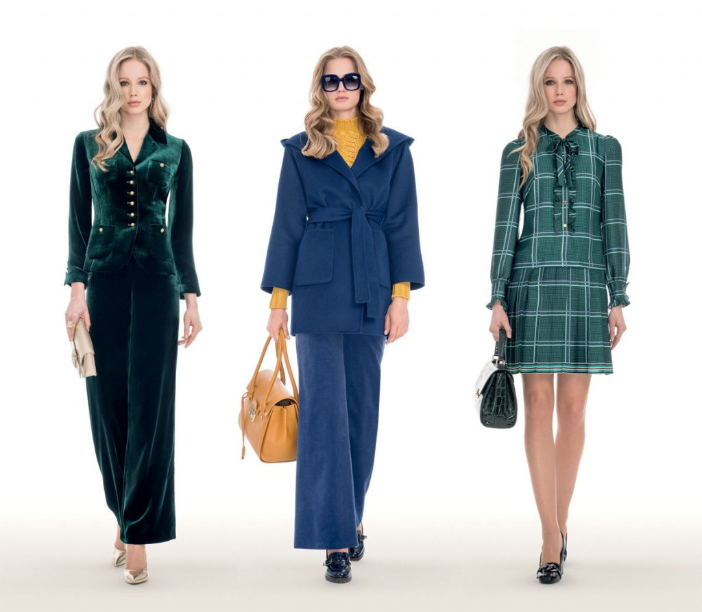 Luisa Spagnoli Fall Winter 2019 collection