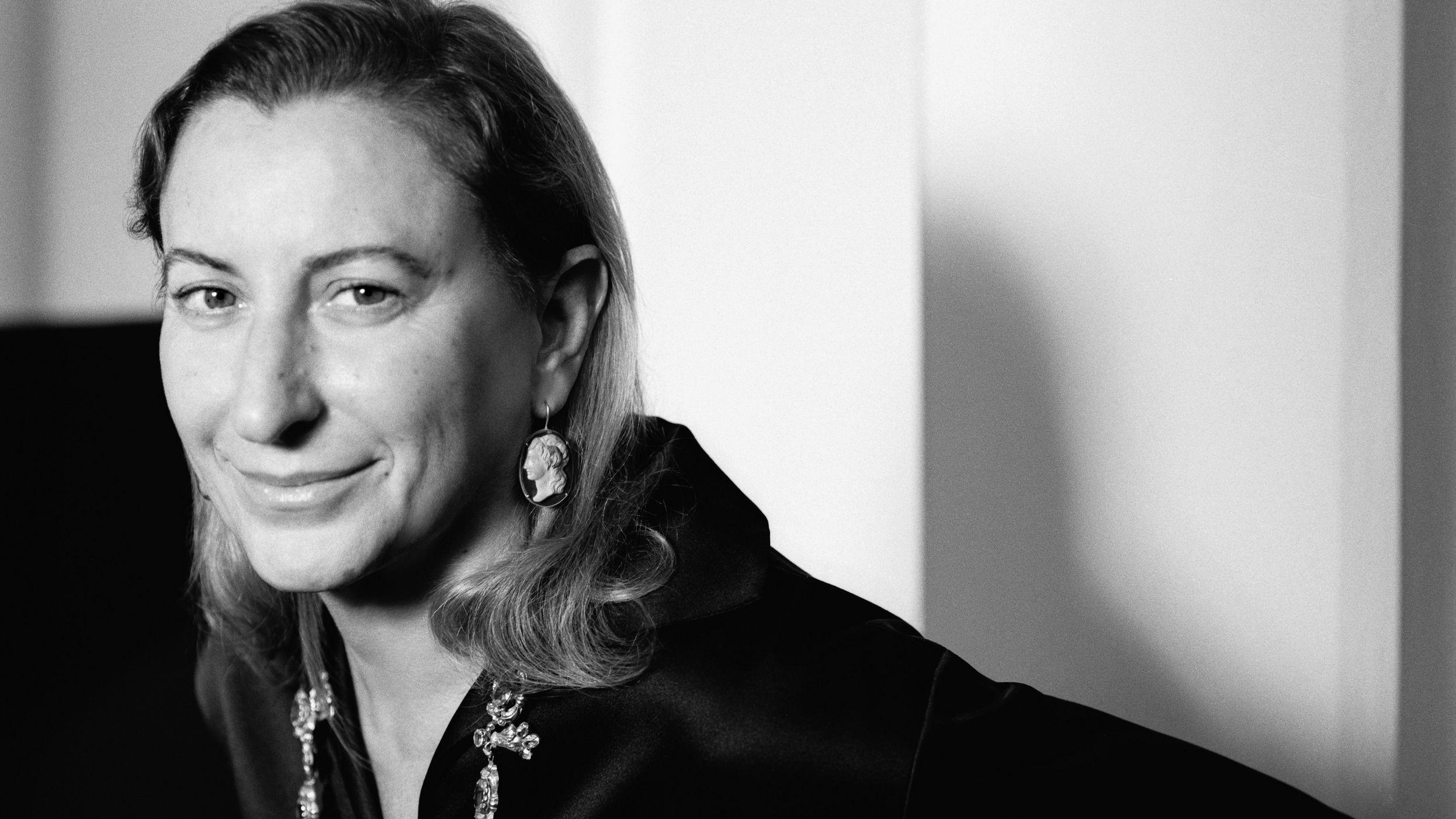 Miuccia Prada fashion awards