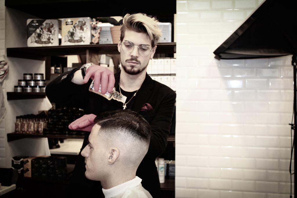 OIR Barbershop