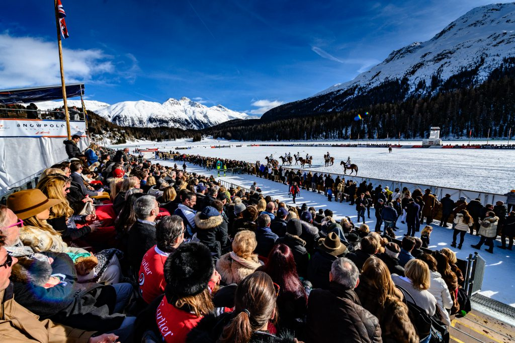Snow Polo World Cup 2019 copyright: fotoswiss.com giancarlo cattaneo