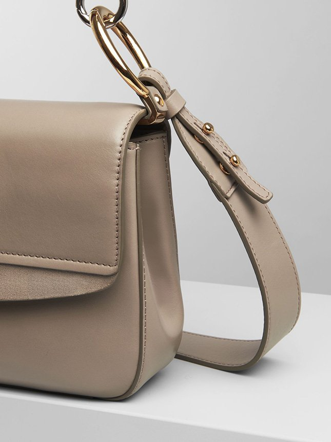 dfaa9f0a IT BAGS : Chloé C BAG, introducing the new gold C Logo - Excellence ...