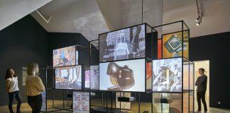 Papanek Installation view