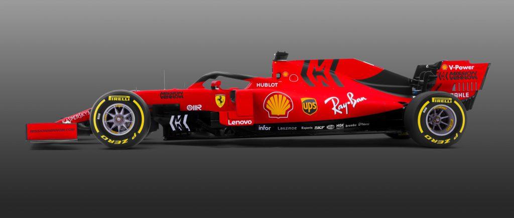 Ferrari F1 2019 - SF90
