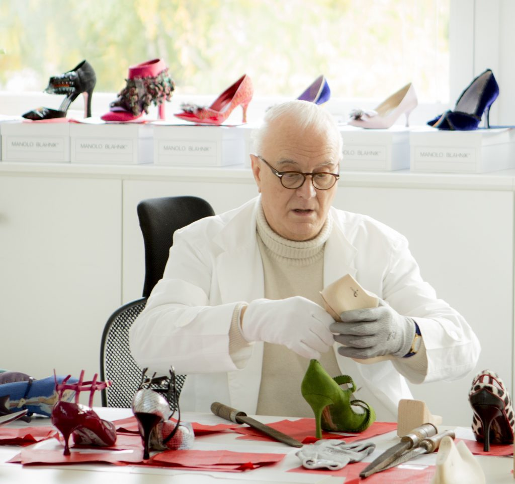excellence magazine manolo blahnik