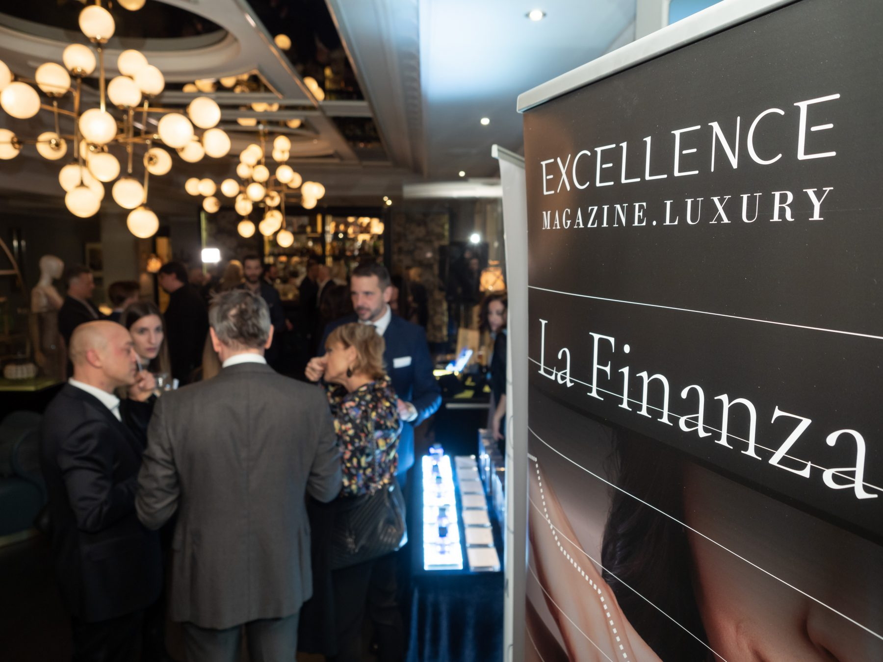 Winter Party Excellence Vip Lounge
