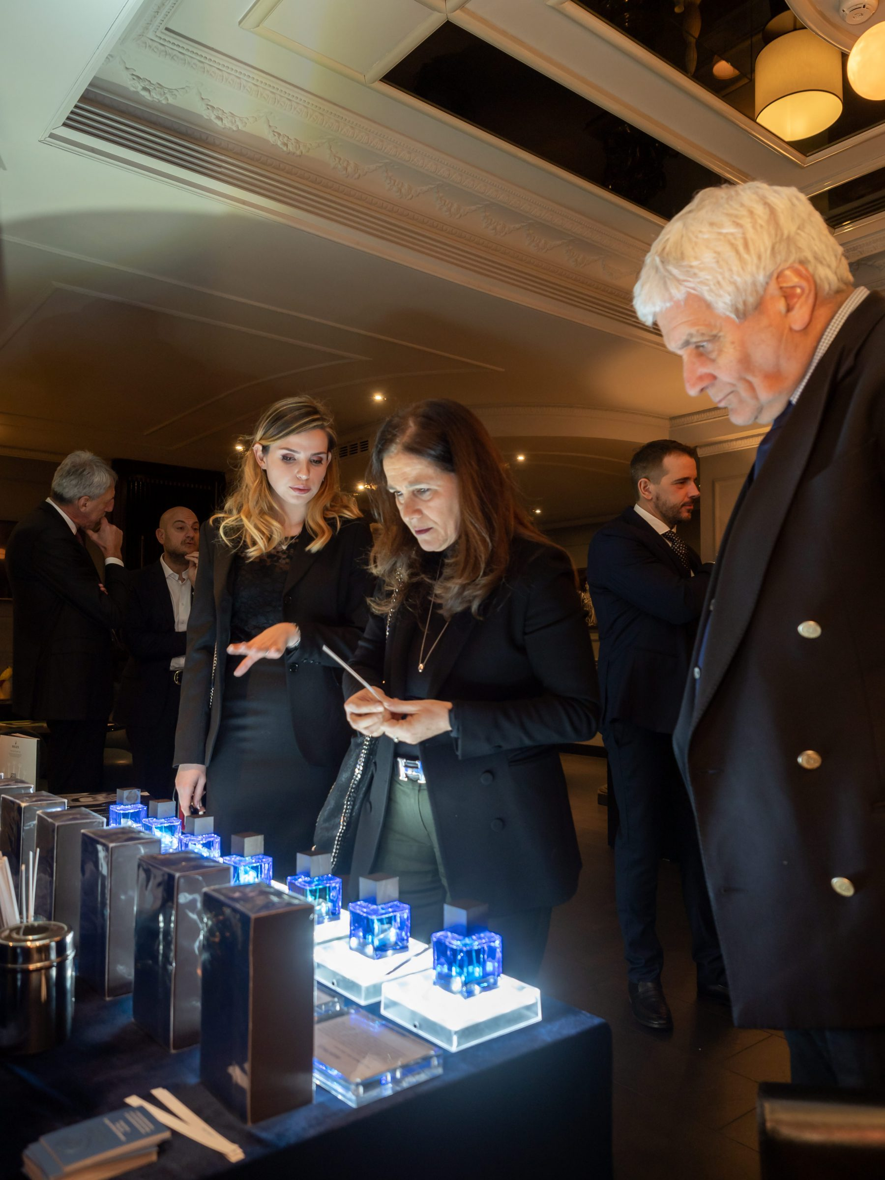 Excellence Vip Lounge Winter Party