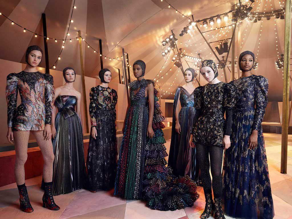 Excellence Magazine DIOR Haute Couture SS 2019