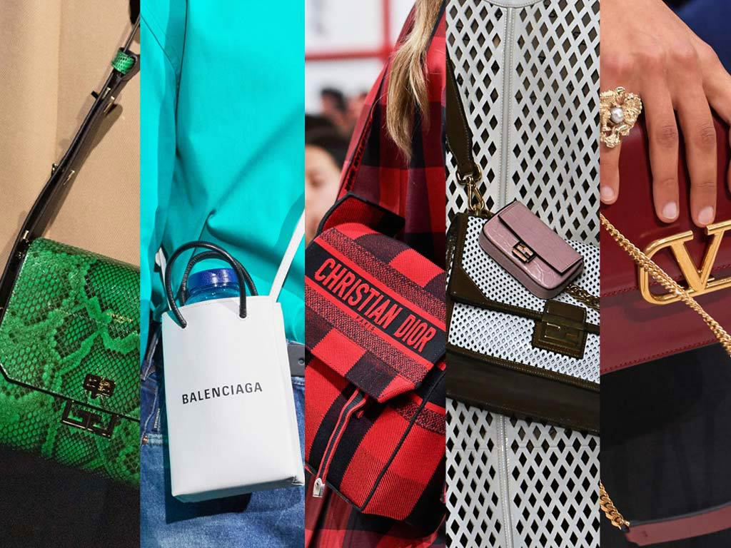 Fall Winter 2019 20 Bags Trends Excellence Magazine