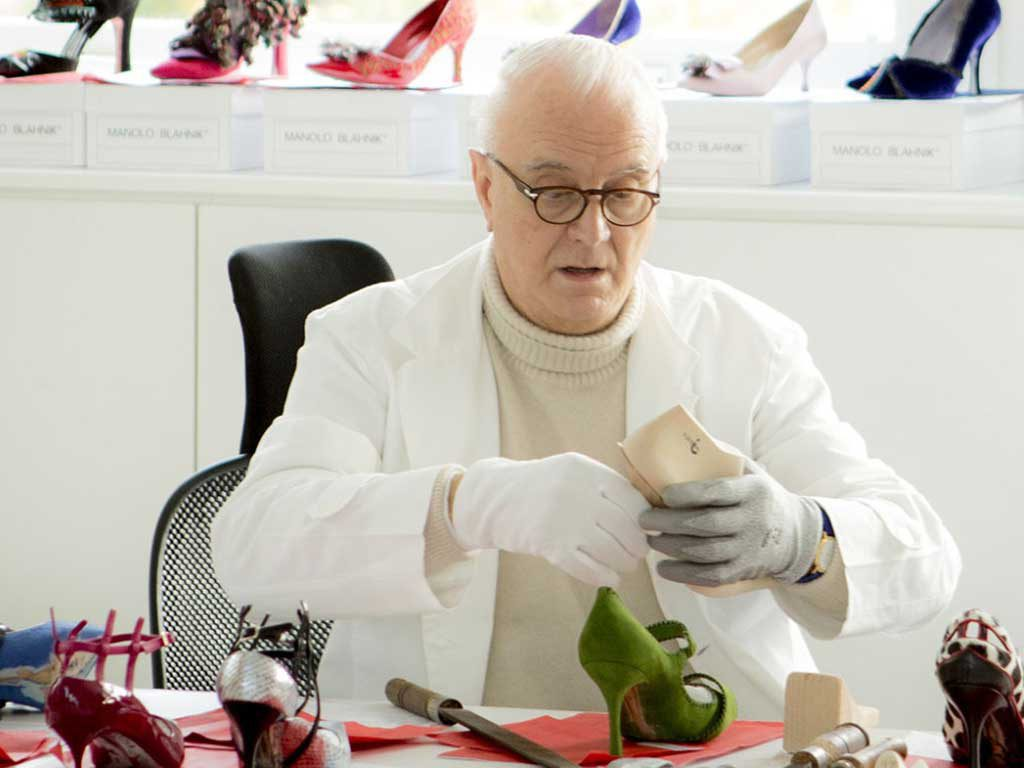 Excellence Magazine Manolo Blahnik London