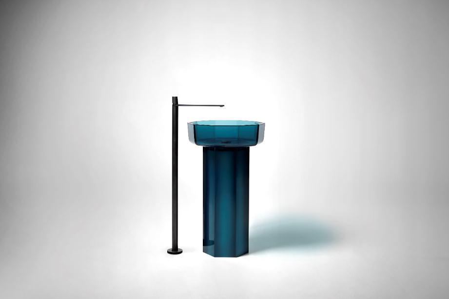 Lavabo Opale design Carlo Colombo